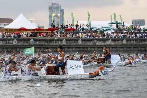 Anantara Hotels Announces Dates for  2020 Elephant Boat Race & River Festival