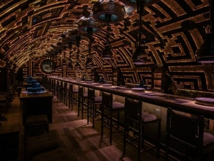 Lost and Found Bangkok's Latest Nightlife Opens by the Chaophraya River