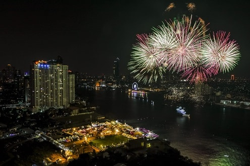Thailand's Elephant Boat Race and River Festival Glides to a Spectacular Finish with Fun, Festivities and Finesse