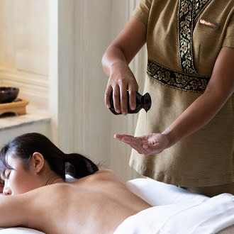 Anantara Spa Reopens with the Introduction of an Immune-Boosting New Signature Massage Oil