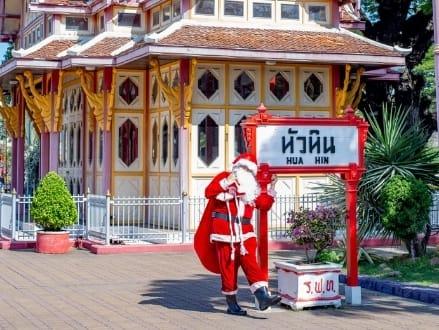 Ho Ho Ho in Hua Hin this Christmas: Plan your Seaside Escape with Anantara Resort