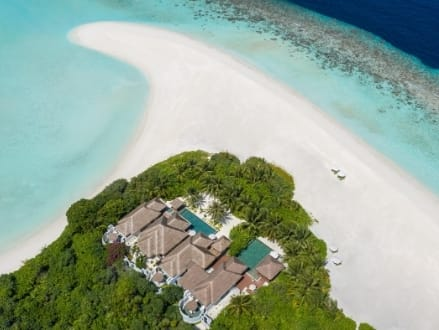 Anantara Kihavah Now Open with A Brand New Look