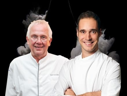 Dom Pérignon Dinner with Michelin Chef Henk Savelberg