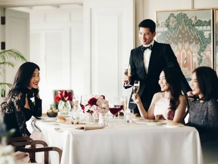Live the Suite Life with Anantara Siam Private Dining