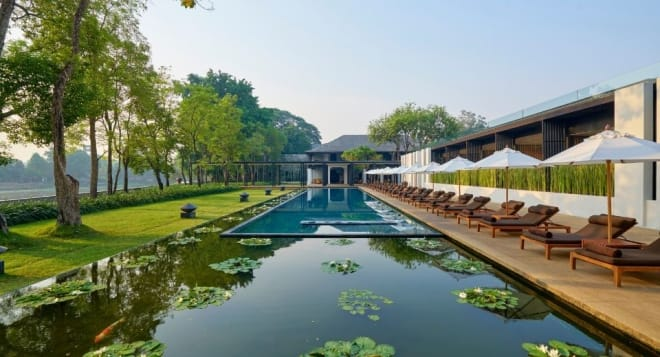Anantara's Thailand Resorts Listed as Travel+Leisure's Top Hotels of the World
