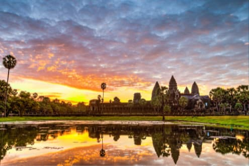 Cambodia's Siem Reap is named in Time Magazine's World's Greatest Places of 2021 Here's Anantara's Top Reasons to Visit