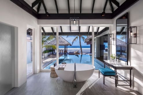 Naladhu Private Island Maldives to Relaunch in November with New Look