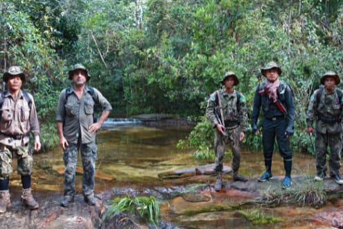 Step Up in September to Protect Wildlife, Elephants and Forests