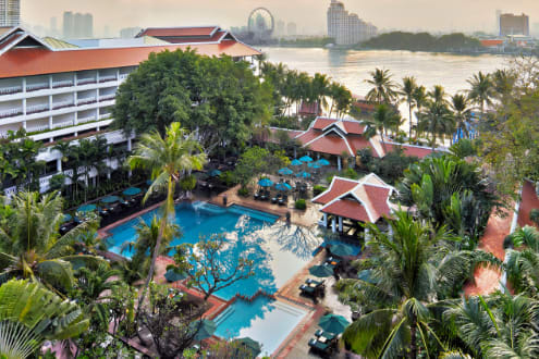 Luxury, Discovery and Irresistible Offers Return to the River with Anantara Riverside Bangkok Resort