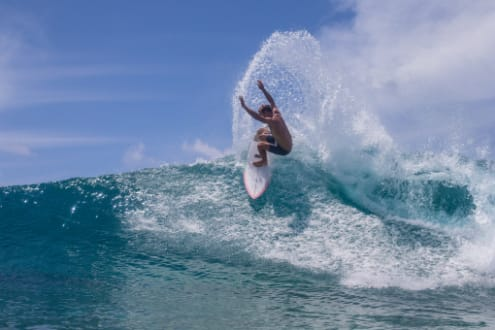 Niyama Private Islands Maldives Launches Surf Week 2021 with Professional Surfer, Shaper and Photographer
