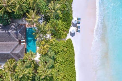 Anantara Kihavah Maldives Villas Launches New Family Beach Pool Villas for the Ultimate Family Winter Getaway