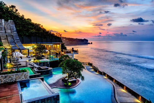 Catch the Ultimate Break and Discover Bali's Hottest Surfing Spots with Anantara Uluwatu Bali Resort