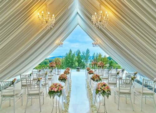 Anantara Layan Phuket Resort Offers the Perfect Romantic Beach or Cliff-side Chapel Settings, To Say 'I Do'