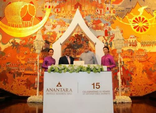 Anantara Celebrates 15 Years Of Unforgettable Journeys