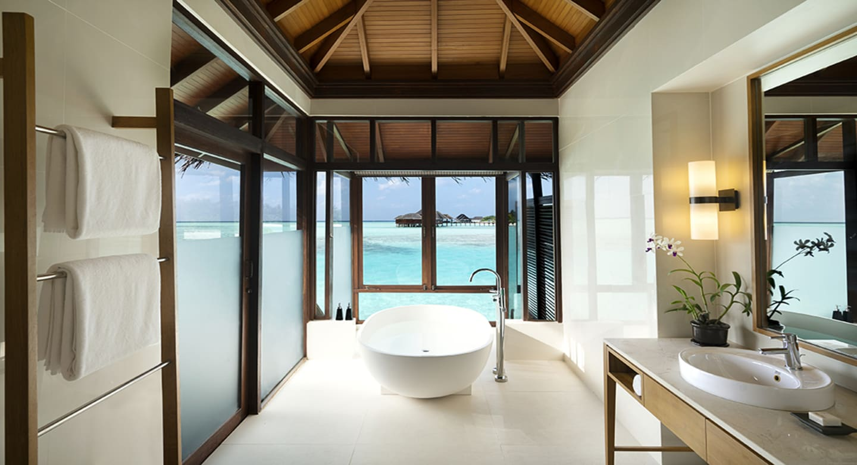 Over Water Bungalow Maldives Anantara Veli Maldives Couples Resort