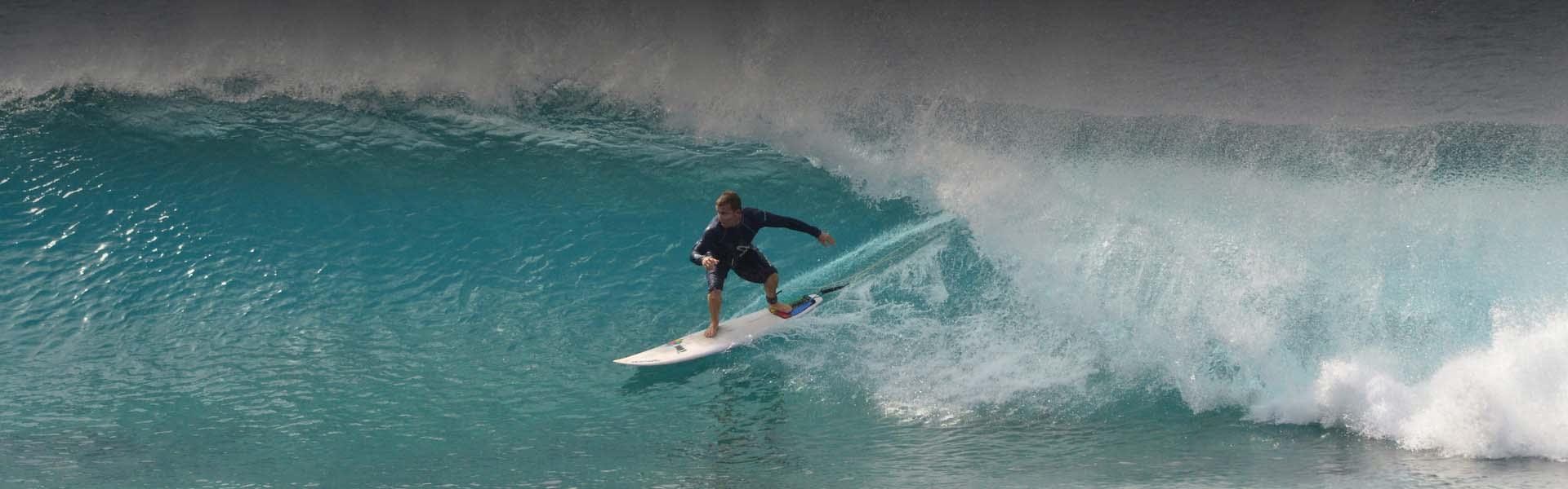 Anantara Dhigu Family Resort Surfing