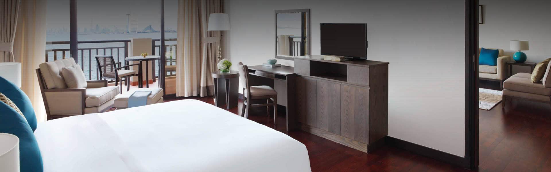 Dubai Residenzen Apartment Mit Einem Schlafzimmer Des Anantara Dubai