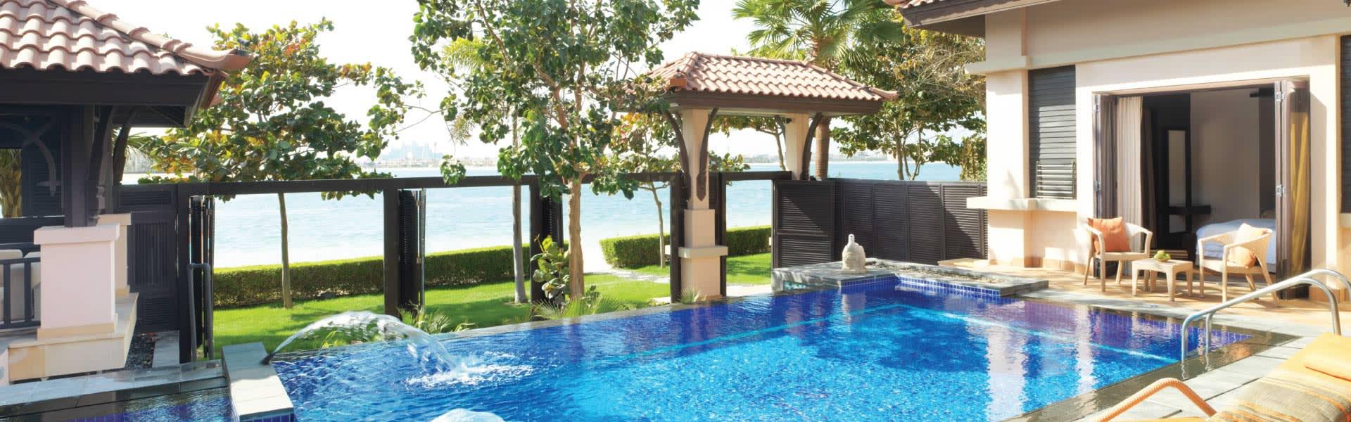 Дубай виллы с бассейном купить недвижимость на кипре отзывы