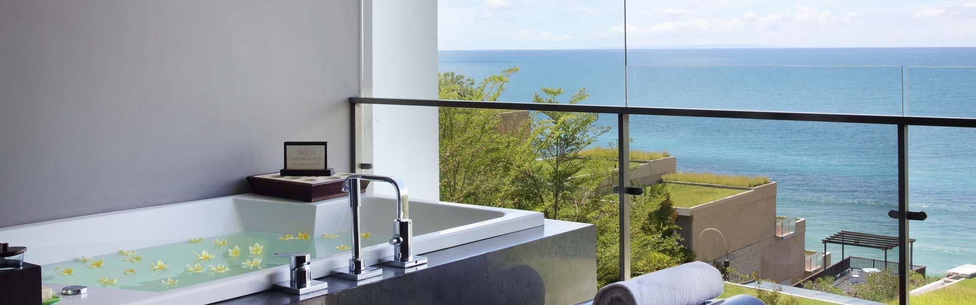 Uluwatu Bali Hotels Ocean View Suites At Anantara Uluwatu Bali