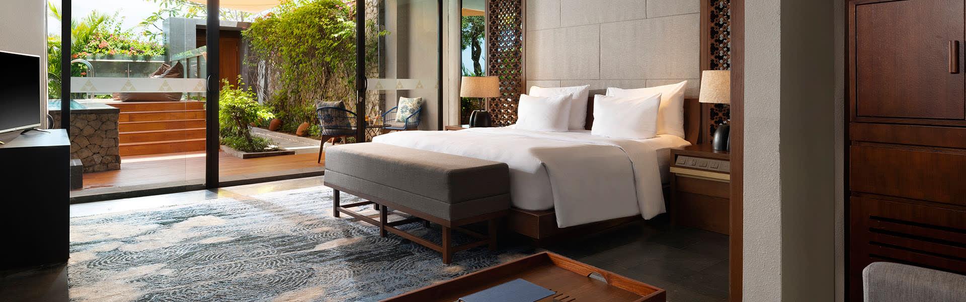 Best Pool Villas In Bali Anantara Uluwatu Bali Ocean View Villa