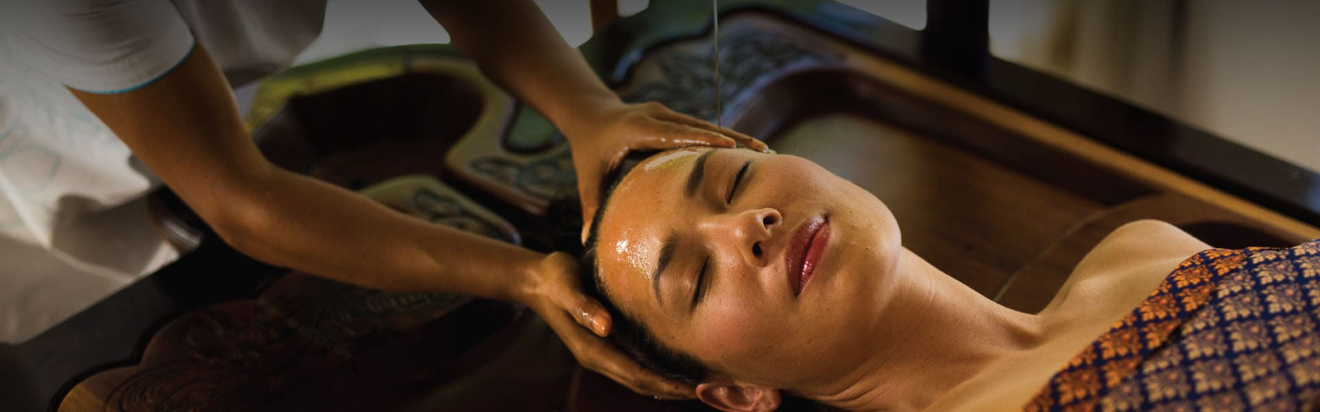 Anantara Veli Resort Head Massage