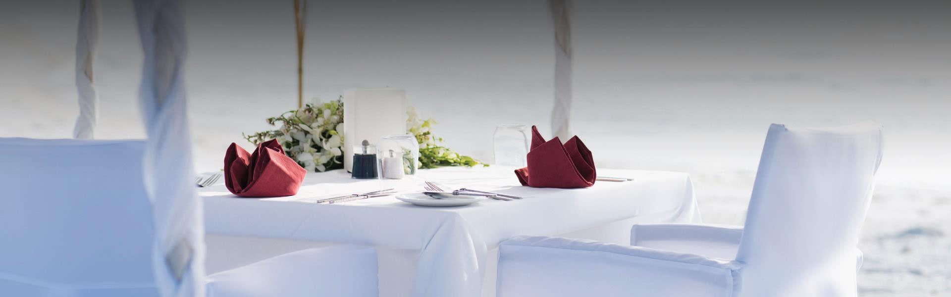 Anantara Veli Adult Resort Dining by Design