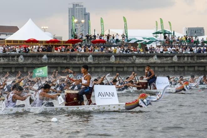 Anantara Hotels Announces Dates for  2020 Elephant Boat Race & River Festival