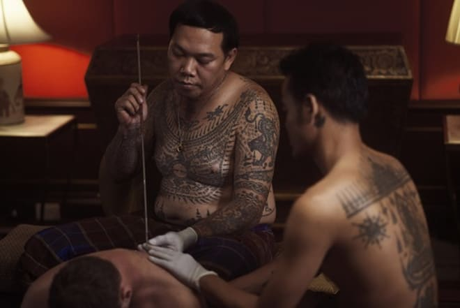 Anantara Siam Introduces Private Sacred Inking Sessions by Bangkok's Revered Bamboo Tattoo Master