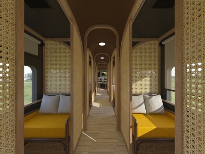 Departing Soon… The Vietage Introduces Idyllic Luxury Train Journeys