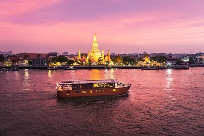 'Loy River Song' Takes its Maiden Journey to Thailand's Lost Kingdom of Ayutthaya