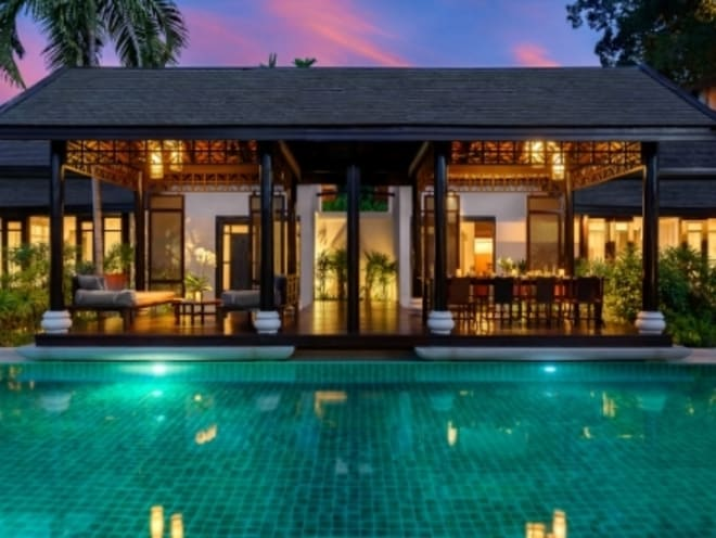 The Ultimate Family Escape at Anantara Lawana Koh Samui
