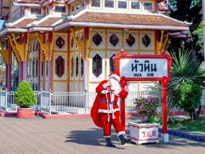 Ho Ho Ho in Hua Hin this Christmas: Plan your Seaside Escape with Anantara Resort