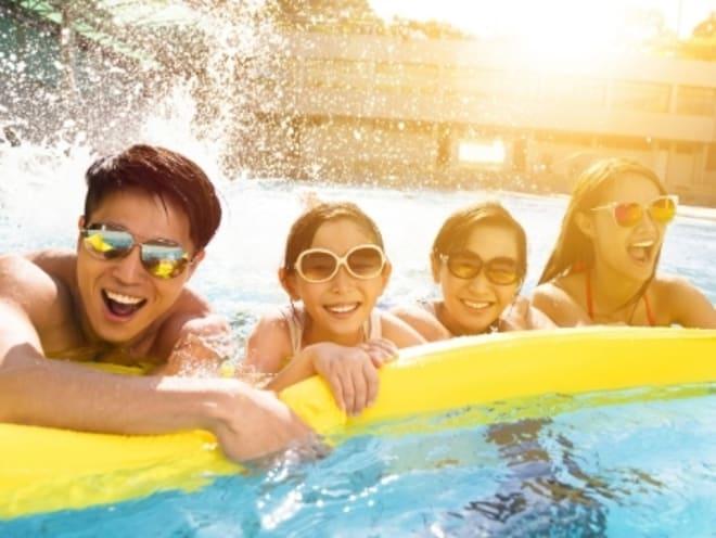 Snap & Have Fun Under the Sun at SEEN Beach Club Samui