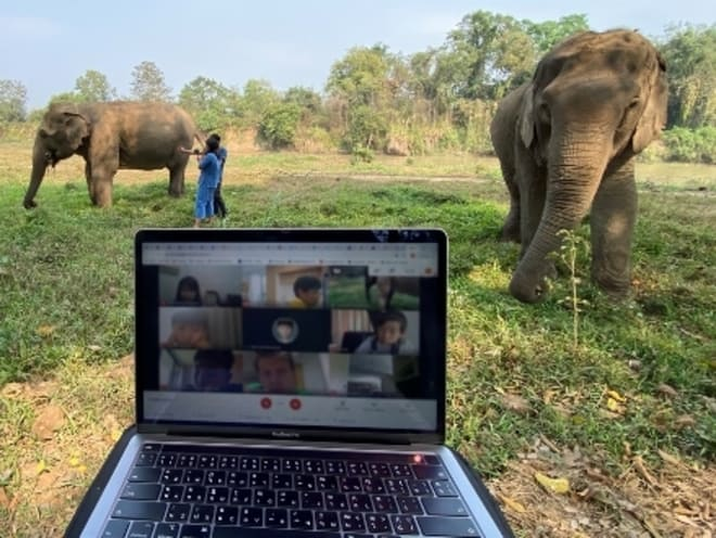 Anantara Golden Triangle Offers Unique Virtual Field Trips for Children
