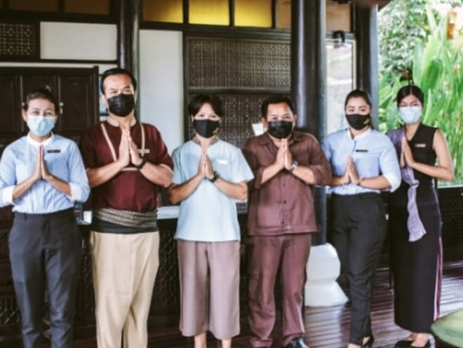 Anantara Hotels and Resorts First in Southern Thailand to Fully Vaccinate All Team Members