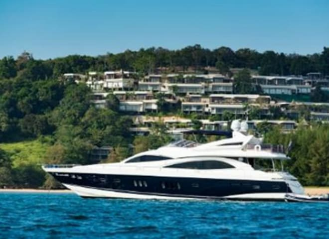 Anantara Offering Free Flowing Krug Champagne Aboard Your Own Private Luxury Yacht