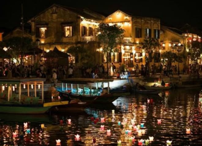 Turn Off the Lights and Explore Hoi An with Anantara