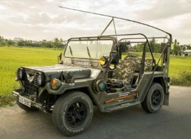Explore the Real Vietnam With Anantara Hoi An Resort's Open Jeep Countryside Tours