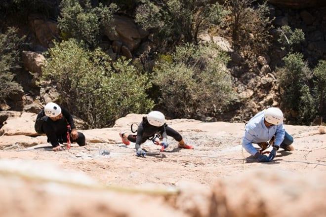 Anantara Al Jabal Al Akhdar Resort Adds Thrilling New Rock Wall Climbing Experience