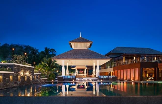Anantara Layan Phuket Resort Goes Greener With Mercedes Benz Vehicle Charging Stations