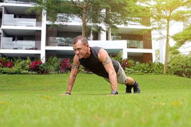 Get Moving to Get Fit with Primal Health Coach Rob Hourmont