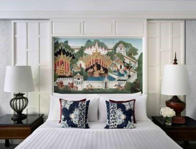 Anantara Siam Bangkok Hotel Unveils New Contemporary Thai Inspired Guestrooms