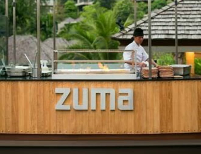 Popping Up Again, Zuma Comes To Anantara Layan For Another Jovial Festive Season On The Beach