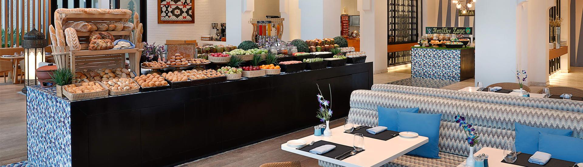 Wide Range of Dining Options at Sakalan Restaurant of Anantara Oman
