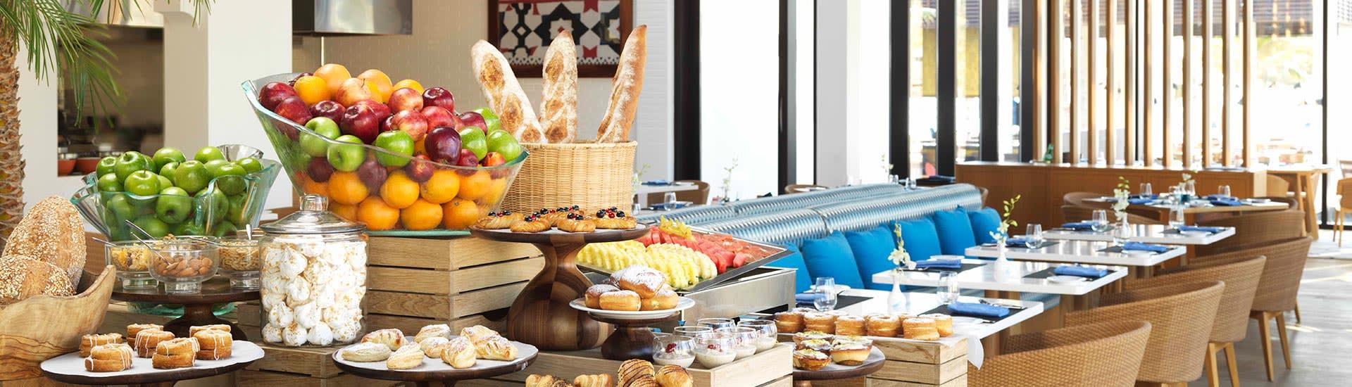Range of Dining Options at Sakalan Restaurant, Anantara Salalah Resort