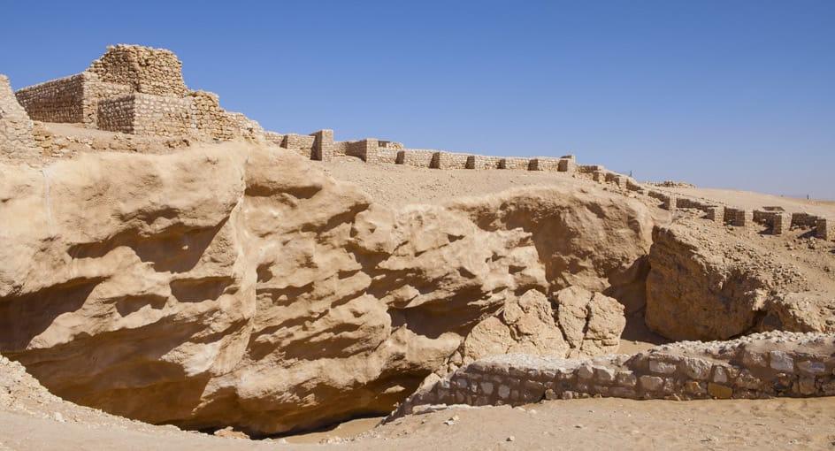 Desert Safari with Anantara Oman Resort
