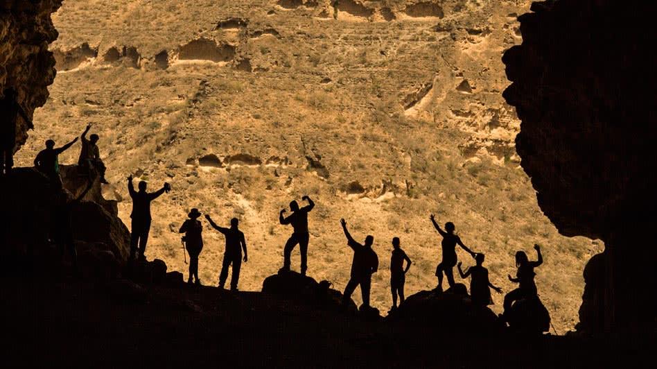 Mountain Hiking Safari with Al Baleed Resort Salalah