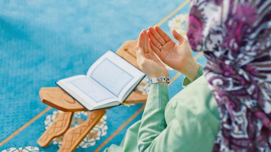 Prayer Room at Anantara Oman Resort in Salalah