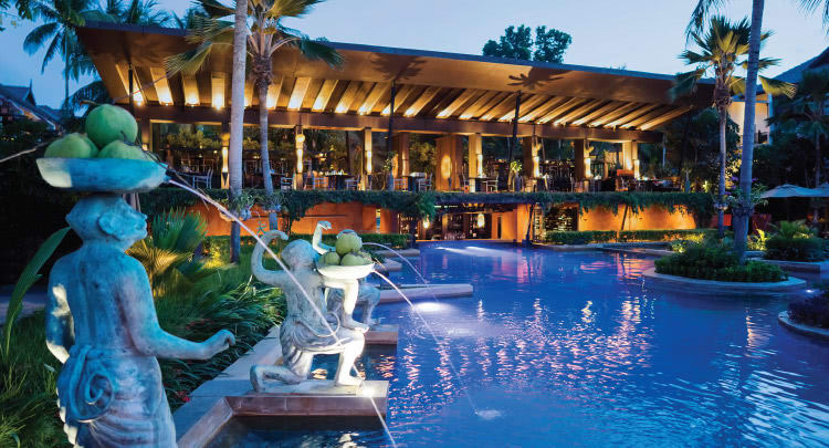Spa Hotel Koh Samui | Anantara Spa at Anantara Bophut Koh Samui