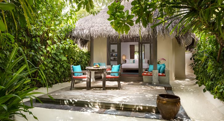 Best Resorts In Maldives For Families Rooms At Anantara Dhigu